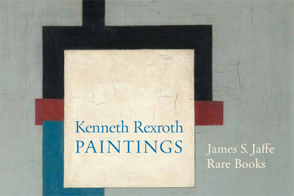 Kenneth Rexroth Paintings