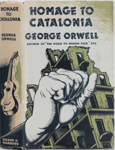 Homage to Catalonia. George ORWELL.