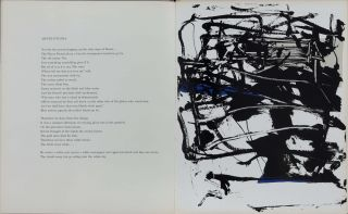 The Poems by John Ashbery. Prints by Joan Mitchell [with:] Permanently by Kenneth Koch. Prints by Alfred Leslie [with:] Odes by Frank O'Hara. Prints by Michael Goldberg [with:] Salute by James Schuyler. Prints by Grace Hartigan